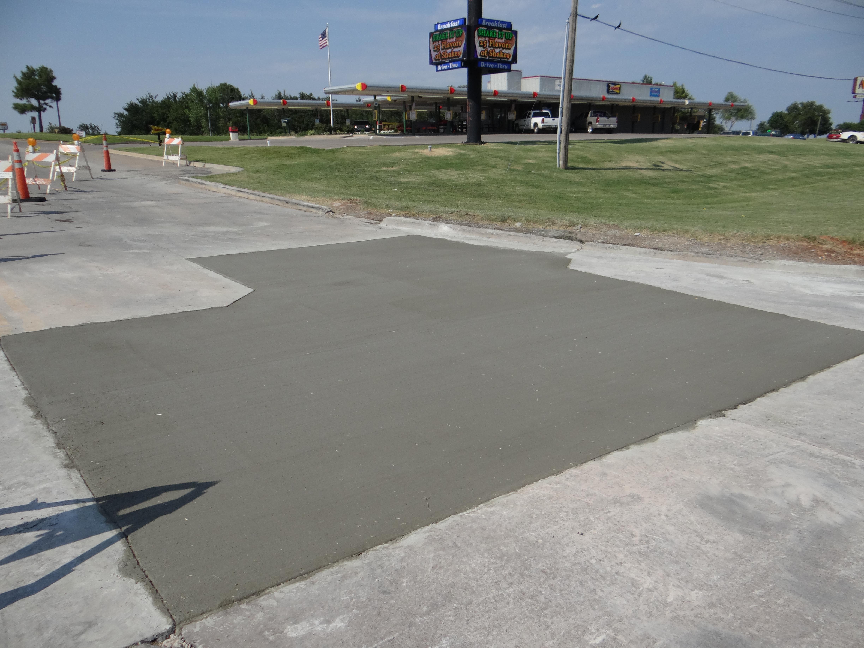 Commercial Concrete Okc Contractors Oklahoma City